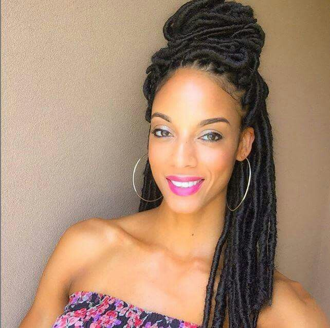 457 best images about braids on pinterest big box braids for Salon locks twists tresses