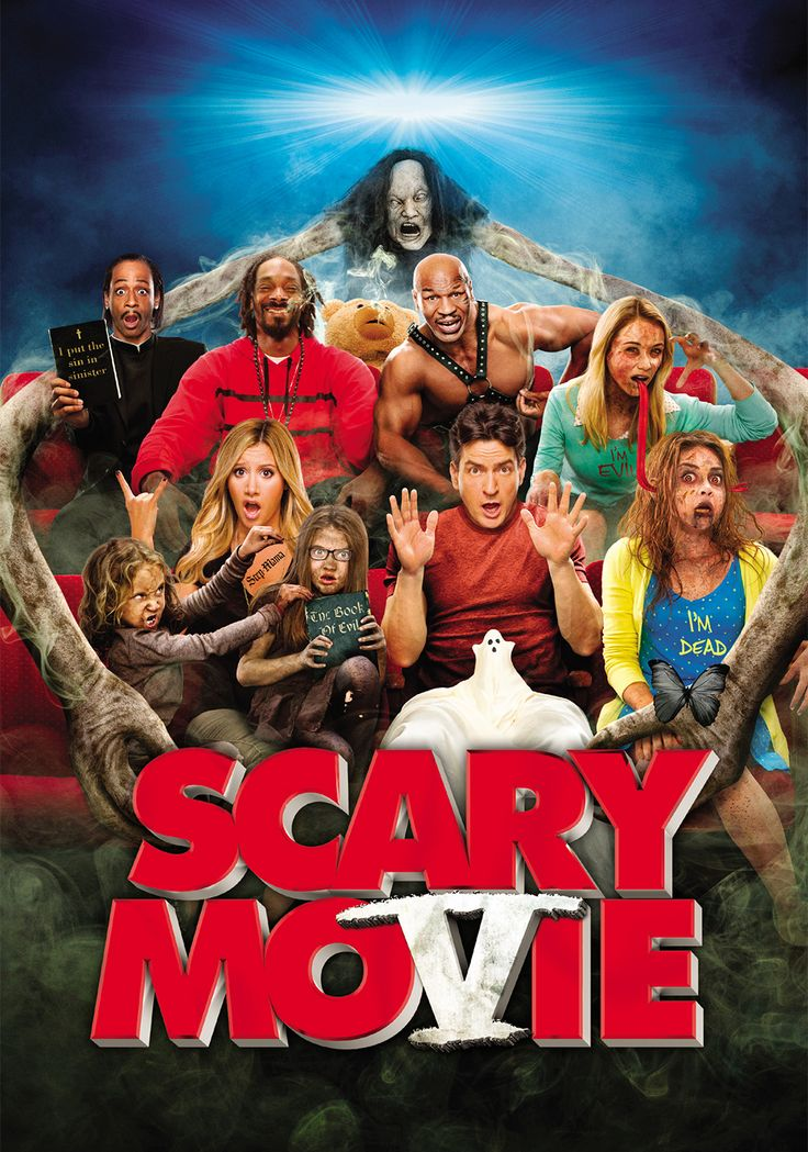 Scary Movie 5 (2013) | You've Never Seen Activity Like This