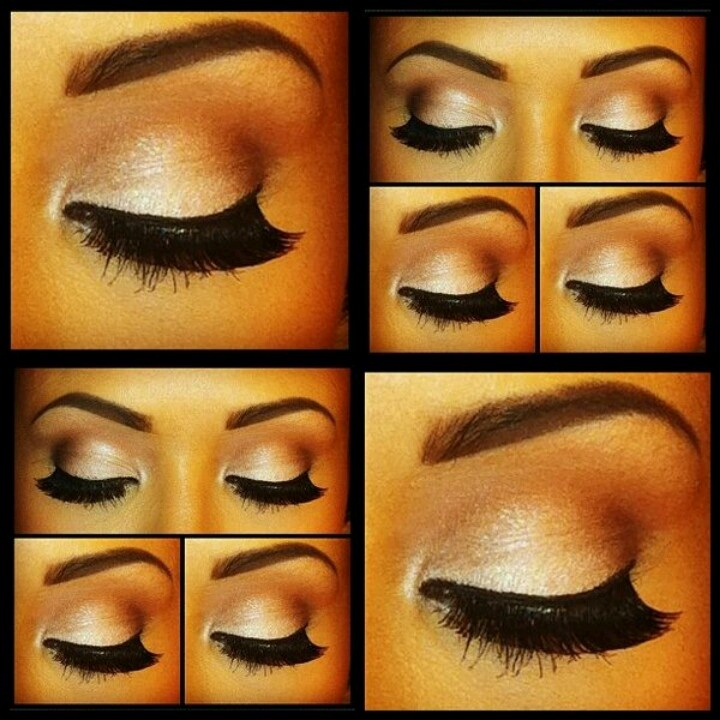 ....This is exactly how I would want to do my eyes