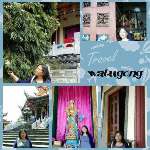Travel to pagoda watugong,jawa tengah