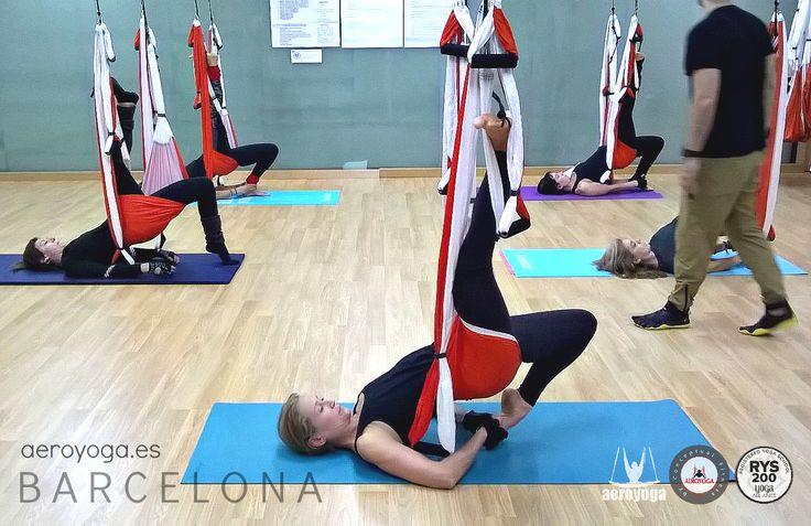 Aero Yoga Barcelona: Formació Professors (Yoga Aéreo), #aeroyoga #yogaaereo #aerialyoga #wellness #bienestar #exercice #ejercicio #belleza #helalth #salud #teachertrainign #madrid #barcelona #sevilla #valencia #paris #france #portugal #lisboa #porto #italia #roma #df #USA #canada #argentina #chile #aeroyogabarcelona #aeropilatesbrasil #aeropilatesmadrid #aeropilatesbarcelona #iogaaeri #aeroyogacatalunya