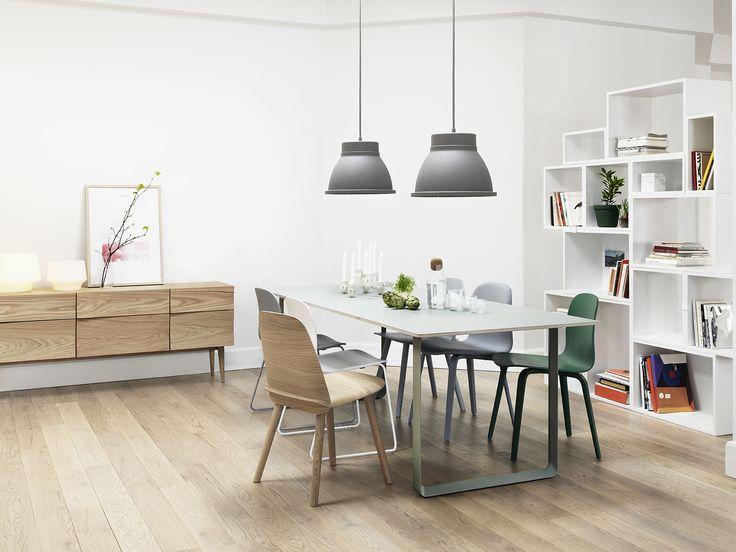 Visu Chair Designed By Mika Tolvanen For Muuto