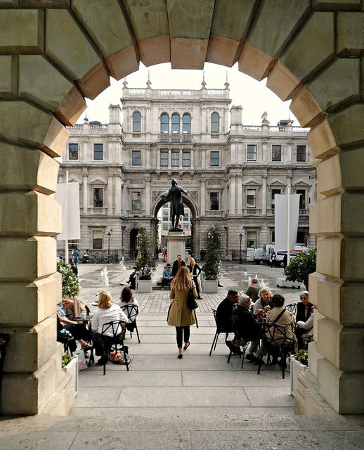 "Royal Academy of Arts, London. Fancy to #travel #London? Include this in your #bucketlist and visit ""City is Yours"" http://www.cityisyours.com/explore to discover amazing bucket lists created by local experts."