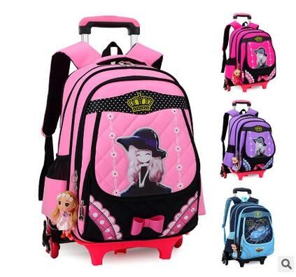 17  best ideas about Rolling Backpacks For School on Pinterest ...