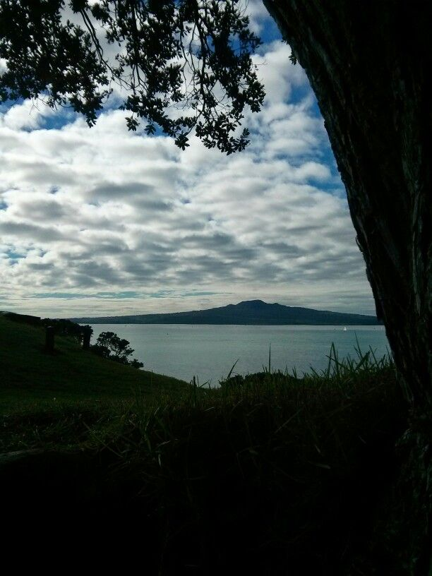 Mount Rangitoto, New Zealand