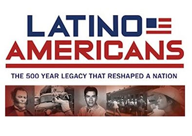 """""""'Latino Americans' is a groundbreaking three-part, six-hour documentary series that chronicles Latino history in the United States from the 16th century to the present day.""""- 2013 winner citation for """"Latino Americans"""""""