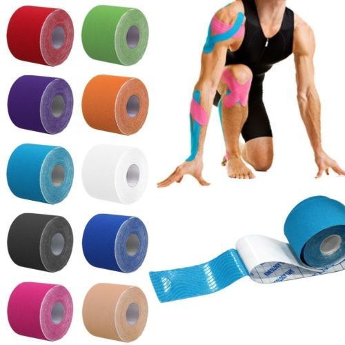 Rock-Kinesiology-Tape-Athletic-Muscle-Support-Sport-Rocktape-Physio-Strapping