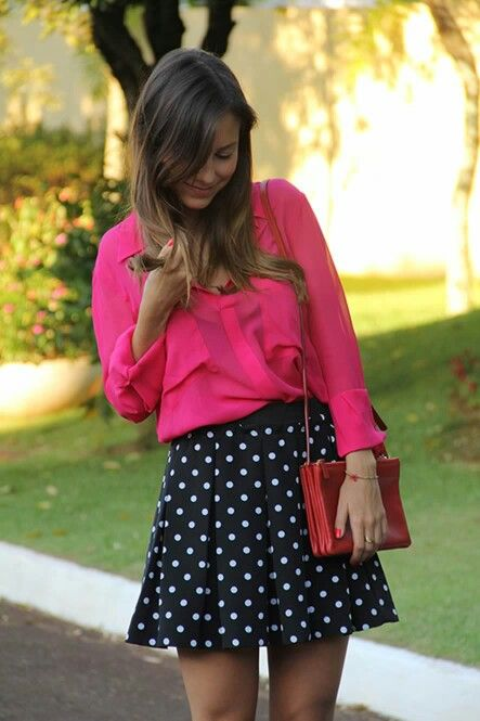 Camisa rosa pink