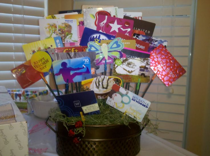Gift Card Bouquet                                                                                                                                                                                 More