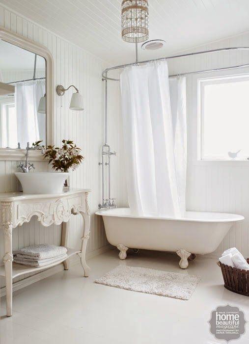 Casinha antiga reformada!  Bathroom Ideas  Pinterest  Banheiro e Pesquisa -> Sonhar Banheiro Feminino