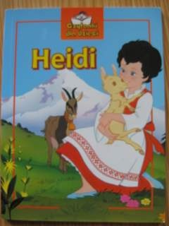 Heidi - książka dla dzieci