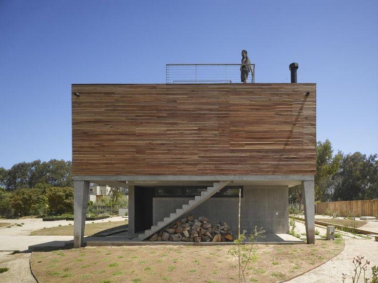 Cachuaga, Chile House Schnitzer MATHIAS KLOTZ