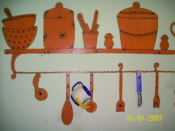 SAJAVAT: wall art-kitchen