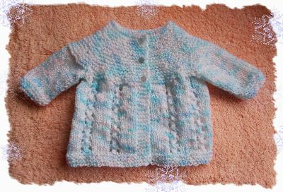 I try to alternate knitting & crochet projects ~ it's more interesting, and I think it helps to reduce the strain on my fingers, hands & sh...
