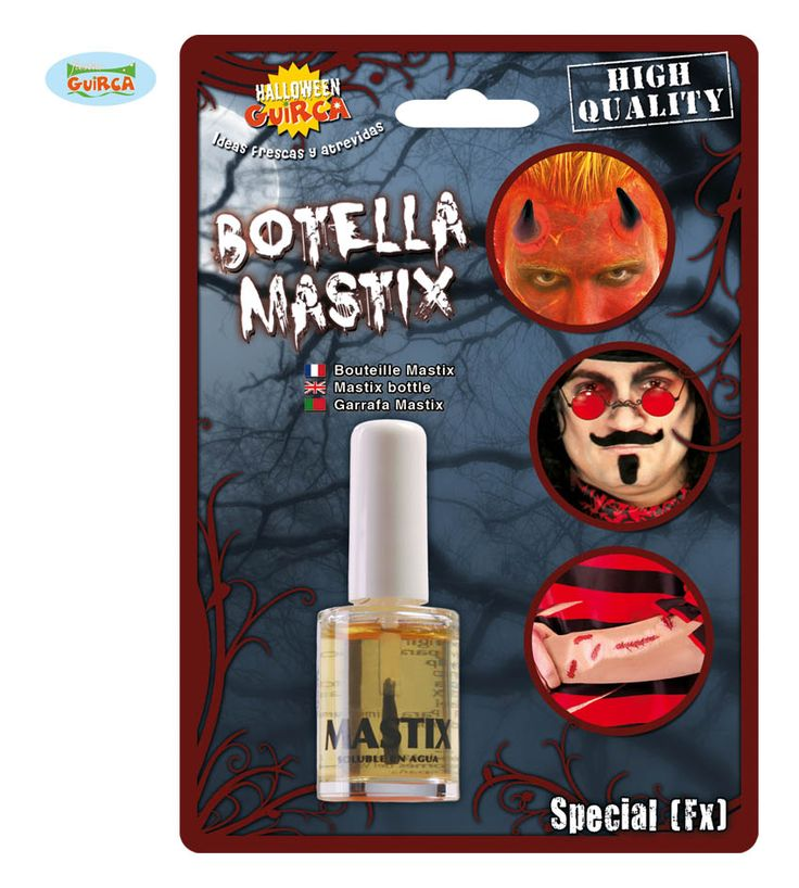 Comprar Botella Mastix Pegamento para Piel 5 ML