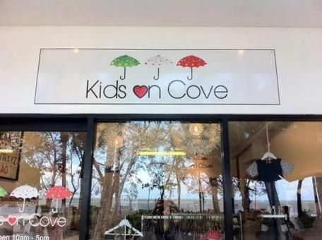 Having a lovely children's boutique gives Palm Cove that extra bit of appeal as a beach destination if you're looking for a day out with a toddler. The selection is top quality (pricey, but good sales) and imaginative. There is usually a small space set aside for play. Just for that added bit of convenience, it's right next door to the toddler-friendly 'Chill Cafe' too!