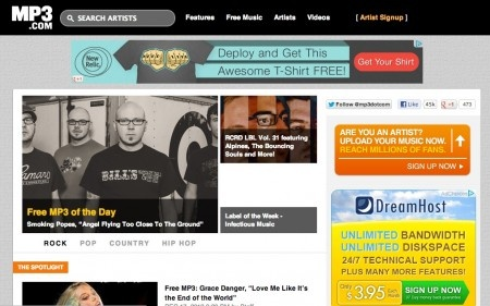 Get Free Music Downloads with these Top 12 Biggest Online Sites (Legally)
