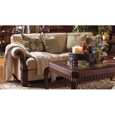 Tommy Bahama Inspired Living Room