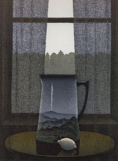 Esa Riippa ~ Lähellä, 2004 (etching, aquatint)