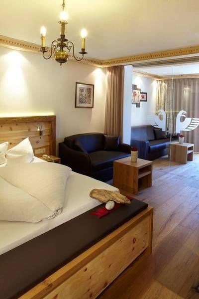 Suite ca. 45 m² für 2 bis 4 Personen