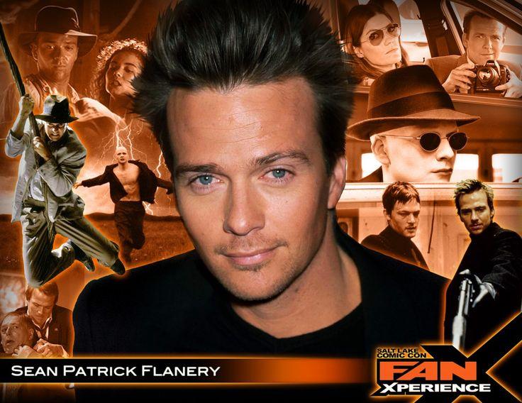 Sean Patrick Flanery Salt Lake Comic Con FanX