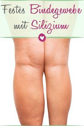 Schwaches Bindegewebe und Orangenhaut können mit einer Zauberzutat wieder gestrafft werden: Silizium.