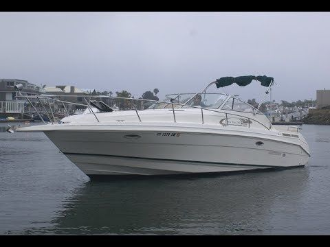 1998 Rinker 280 Fiesta Vee Power Boat For Sale - www.yachtworld.com
