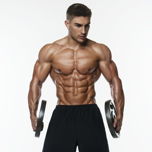 Profile: Ryan Terry + Workout Routine & Diet | Fitness ...