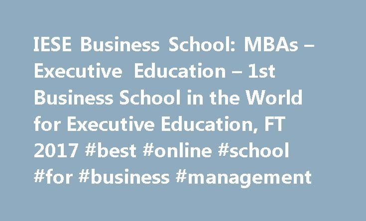 """IESE Business School: MBAs – Executive Education – 1st Business School in the World for Executive Education, FT 2017 #best #online #school #for #business #management http://san-francisco.remmont.com/iese-business-school-mbas-executive-education-1st-business-school-in-the-world-for-executive-education-ft-2017-best-online-school-for-business-management/  # BLOG Of all the complicated labelling on products, the most important words for many consumers are simply """"Made in …"""" A product's country…"""