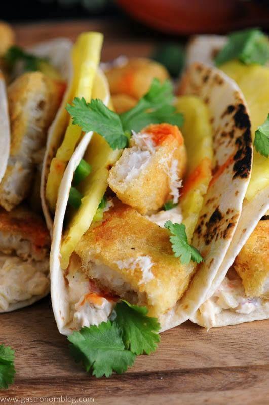World Port Seafood – Boozy Tacos and Bourbon Shrimp