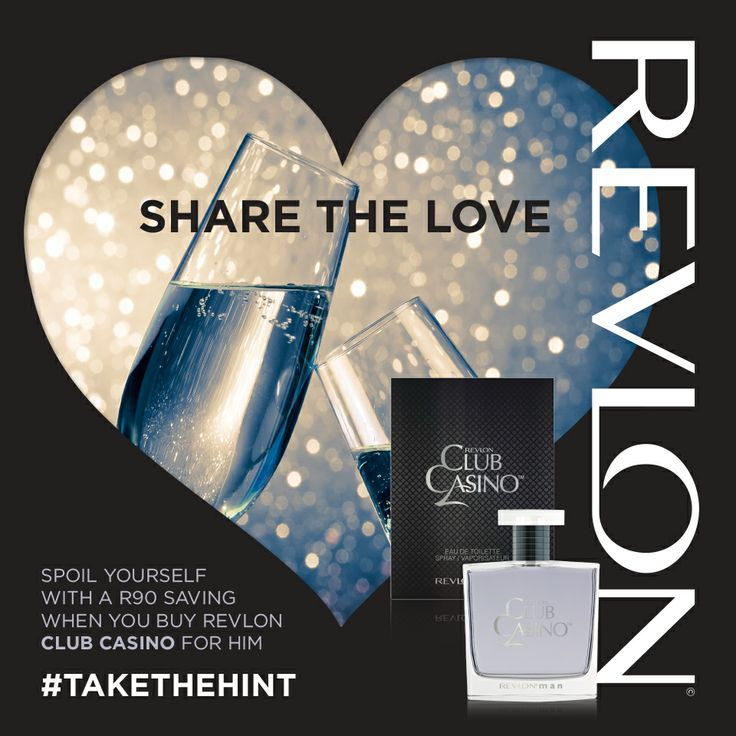 Spoil yourself and your loved one this Valentine's Day with R90 off on selected Revlon Fragrances for him. Visit http://on.fb.me/1aOkHpb to find out how you could WIN R500 towards your dream date!  #Revlon #Valentines #takethehint