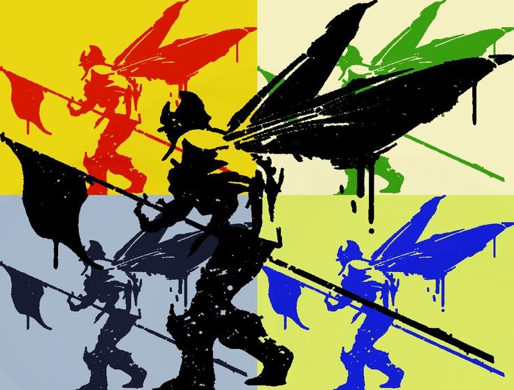 Linkin Park - Hybrid Theroy Logo Photo