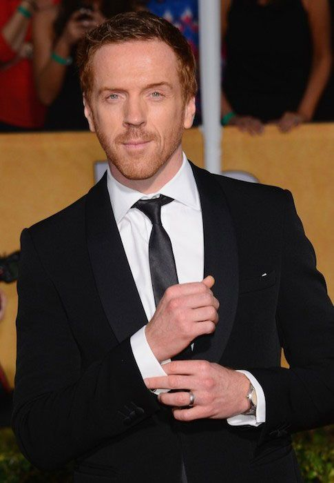English actor, Damian Lewis...