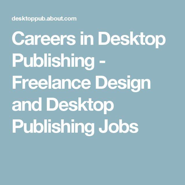 Best 25 desktop publishing ideas on pinterest font for Desktop publisher job