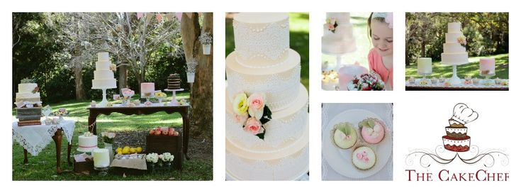 Choose The CakeChef for a Truly Spectacular Wedding Cake