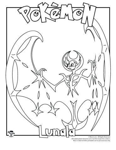 Lunala Coloring Page Woo Jr Kids Activities Pokemon Coloring Pokemon Coloring Pages Coloring Pages