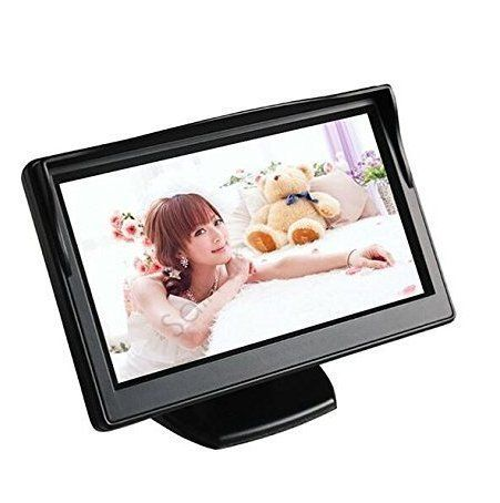 """Soled 2016 Newest 5"""" High Resolution HD Car TFT LCD Monitor Screen with 2ch Video for Car Rearview Backup Cameras/Car DVD/VCD/GPS/other Video (black) - http://www.caraccessoriesonlinemarket.com/soled-2016-newest-5-high-resolution-hd-car-tft-lcd-monitor-screen-with-2ch-video-for-car-rearview-backup-camerascar-dvdvcdgpsother-video-black/  #2016, #Backup, #Black, #CamerasCar, #DVDVCDGPSOther, #High, #Monitor, #Newest, #Rearview, #Resolution, #Screen, #SoLed, #Video #Car-Video,"""