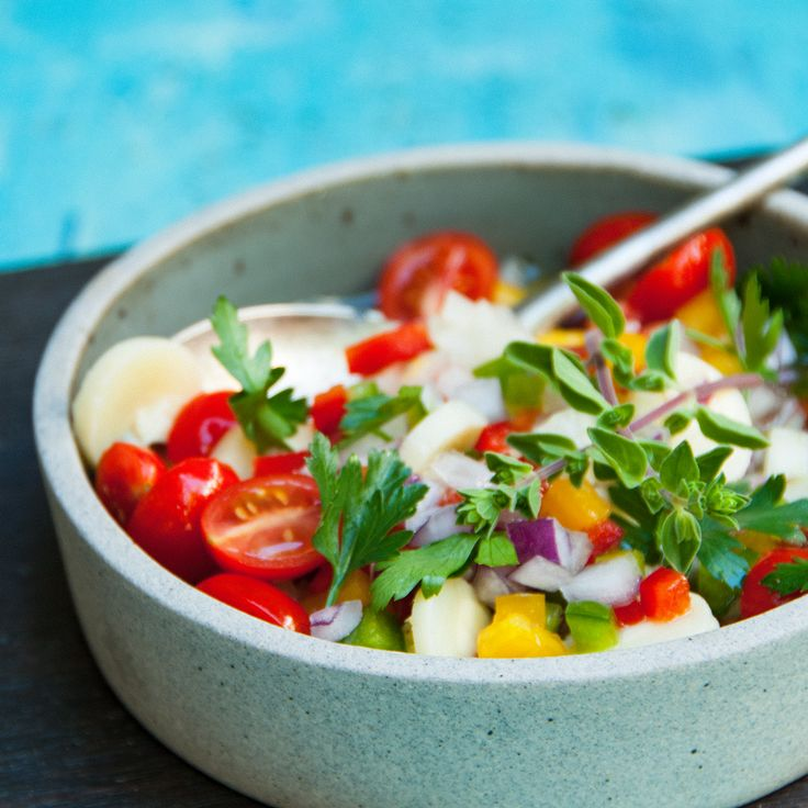 Your guide to the perfect viewing party for the 2016 Summer Olympic Games in Rio - TerraneaLife -  Brazilian Vinaigrette (Salsa)
