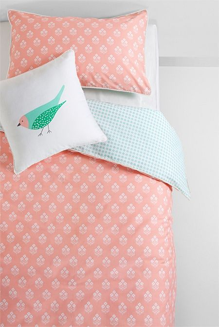 Bed & Bath Online | Country Road Australia - Layla Single Quilt Cover