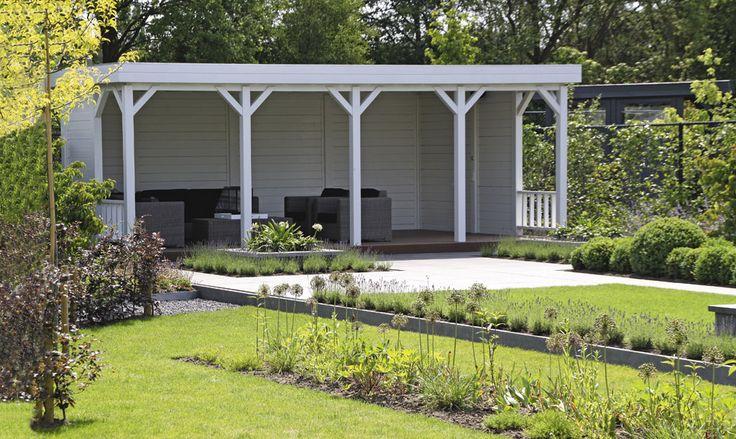 veranda style overkapping voor was, buiteneten, etc..  €5.055,00 bij Fonteyn.nl