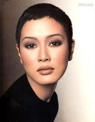 Jenny Shimizu for Shiseido