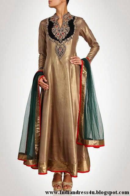 Anarkali Salwar Kameez Bollywood diseñador nupcial paquistaní Vestido fiesta desgaste