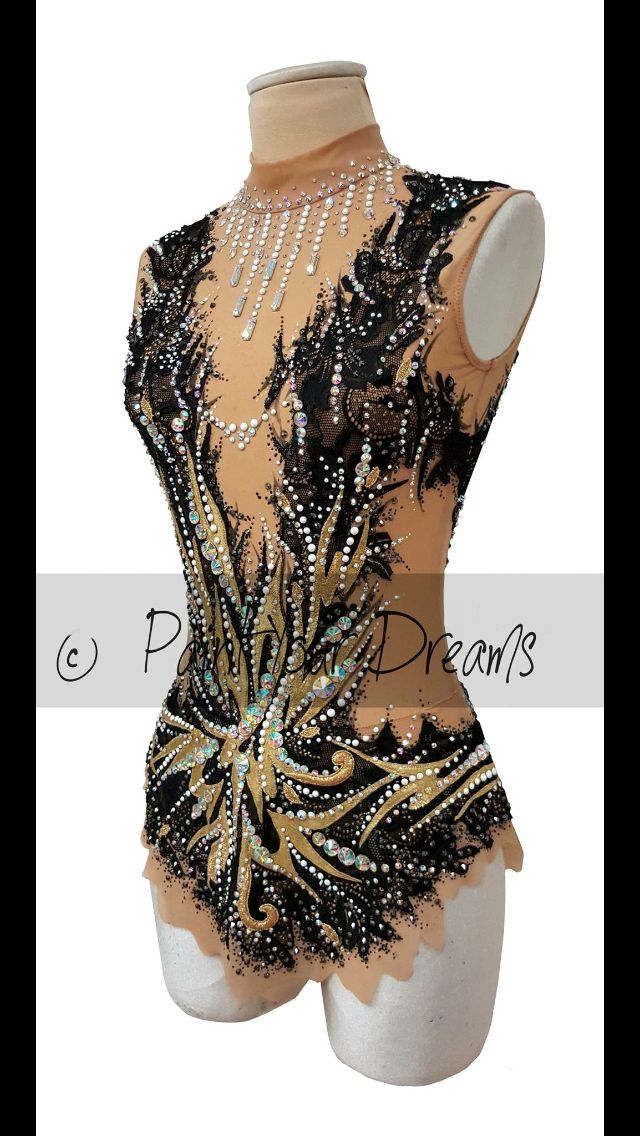RG leotard from Paint your dreams