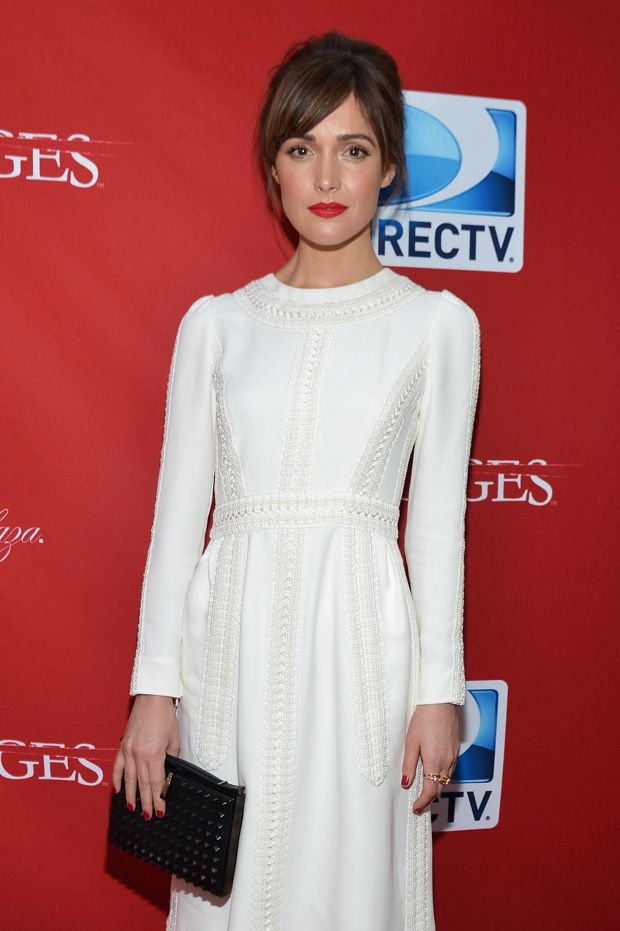 Rose Byrne - 'Damages' wearing Valentino