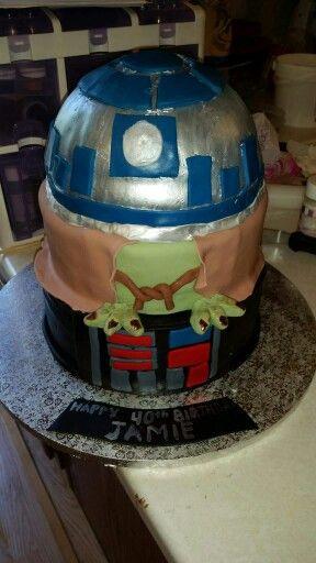 Jamie's 40th Birthday cake