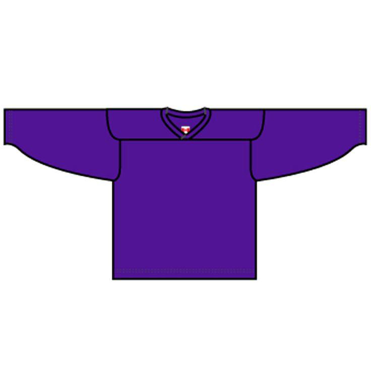 Buy CCM 10100 Single Color Practice Jerseys #Goalie