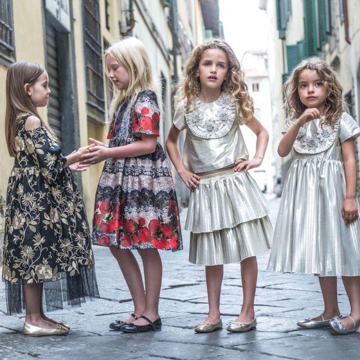 Top Oltre 25 fantastiche idee su Abbigliamento bambine su Pinterest  ZY78