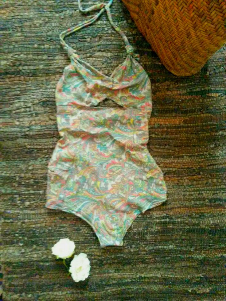 Lachouri onepiece swimsuit