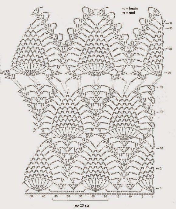 blusa-crochet-al%C3%A7a-azul-grafico-2.jpg (580×689)