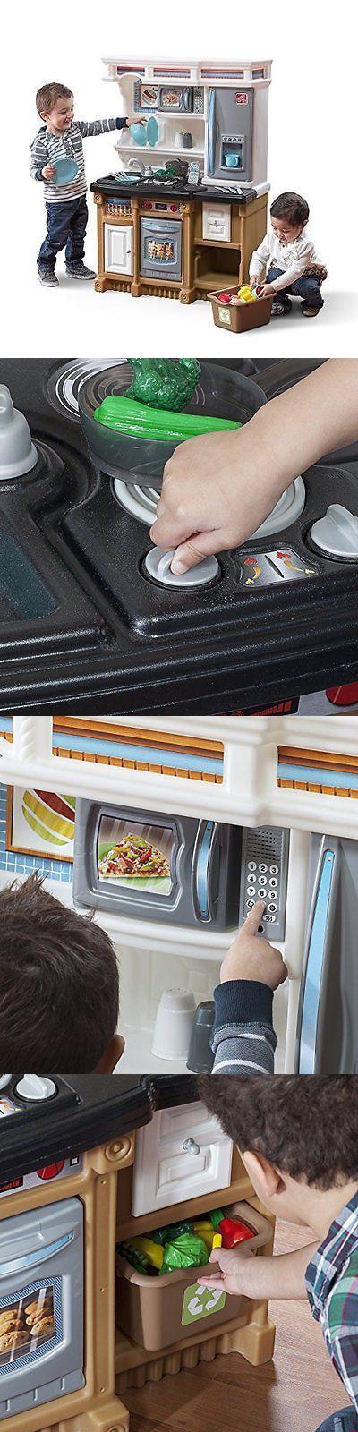Kitchens 158746: Step2 Lifestyle Custom Kitchen Playset New -> BUY IT NOW ONLY: $94.69 on eBay!